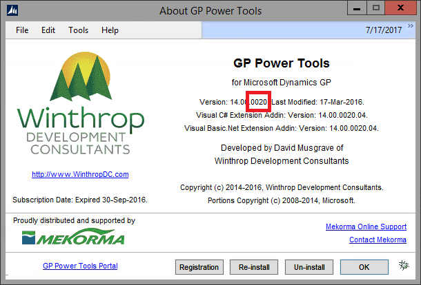 GPPT Stopping the subscription expiry warning message revisited ...