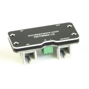EV3Basic Using the Mindsensors Motor Multiplexer with EV3