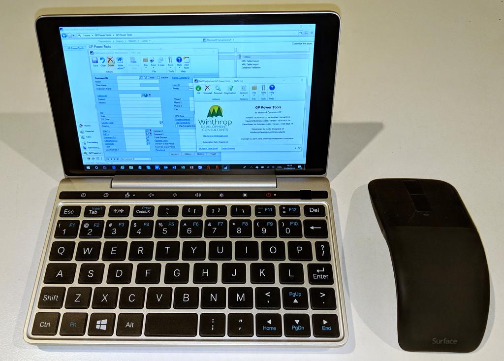 GPD Pocket 2 7″ Mini Laptop Windows 10 PC | David Musgrave's